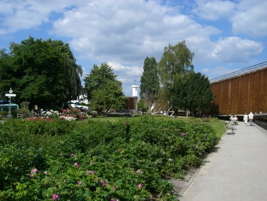 Kurpark i Bad Salzuflen