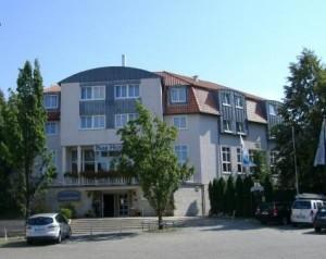 Park hotel i Wolfenbuttel