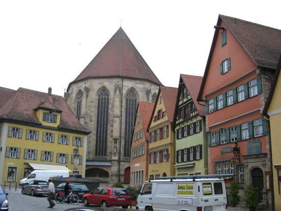 Skt.George domkirke i Dinkelsbühl
