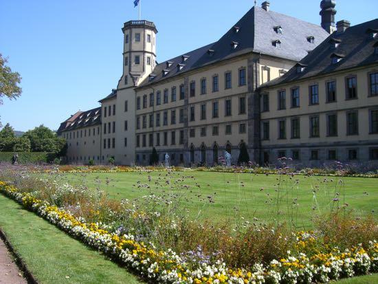 Slots haven i Fulda