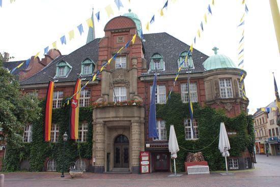 Rådhuset i Buxtehude