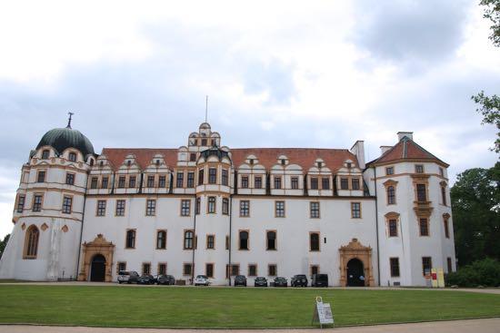Slottet i Celle