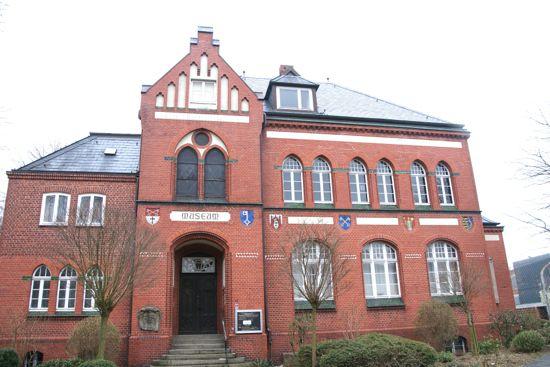 Bymuseet i Stade