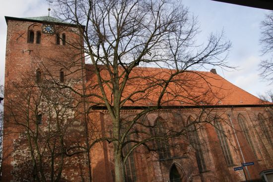 St. Wilhadi kirke i Stade