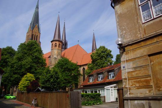 Skt. Petri kirke i Schleswig