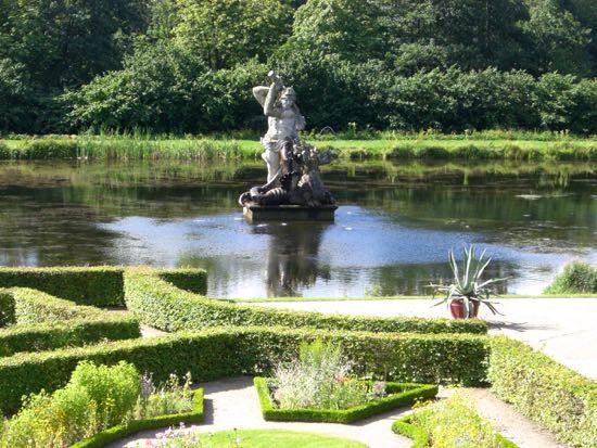 Skulpturgruppe af Herkules