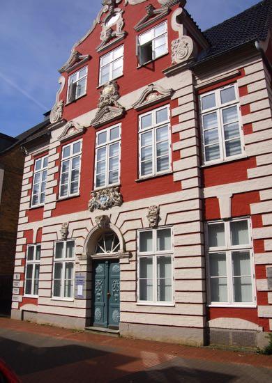 Lange Strasse nr. 9 i Schleswig