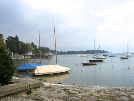 Wasserburg havn