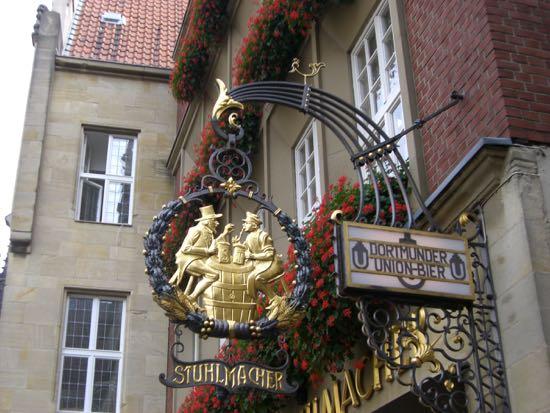 Düsseldorf og øl hænger sammen