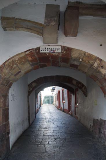 Judengasse Trier