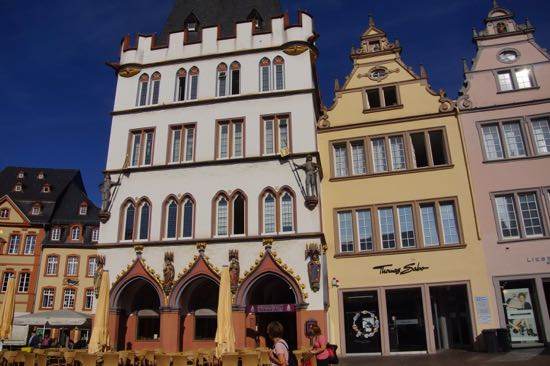 Steipe huset i Trier