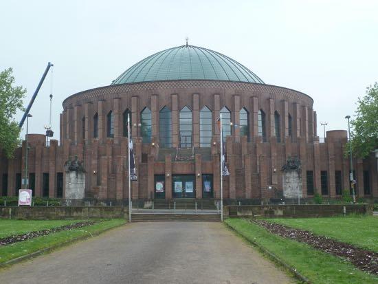Tornhalle i Düsseldorf