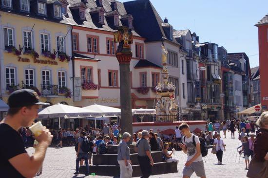 Markedskorset i Trier