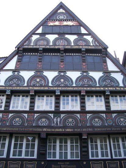 Osnabrück i Tyskland