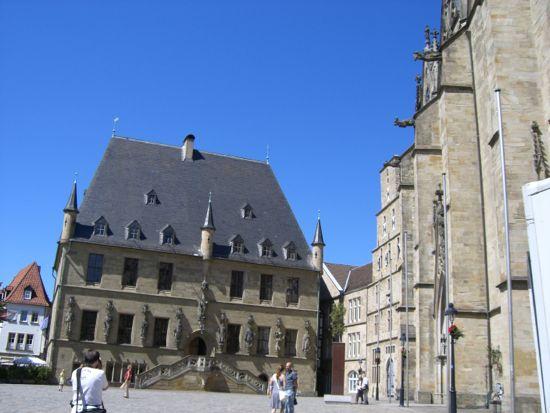 Rådhuset i Osnabrück