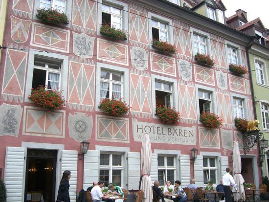 Ringhotel Zum Roten Bären i Freiburg