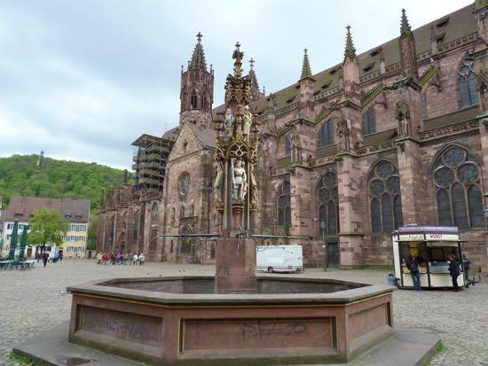 Domkirken i Freiburg