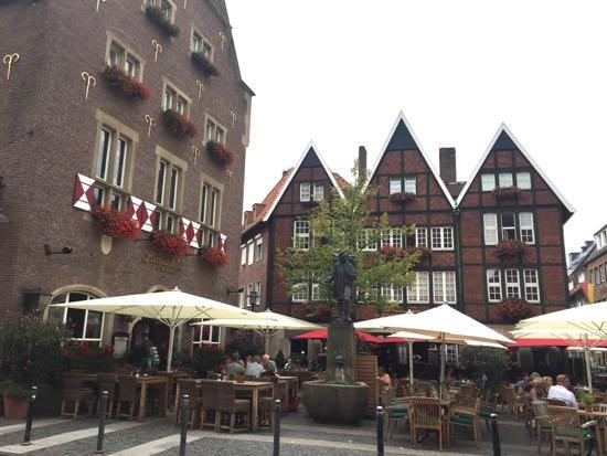 Restauran Kleiner Kiepenkert i Münster