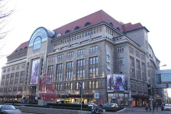 KaDeWe i Berlin