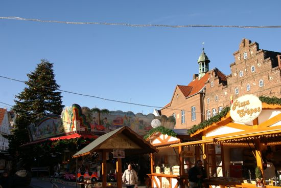 Julemarked i Husum