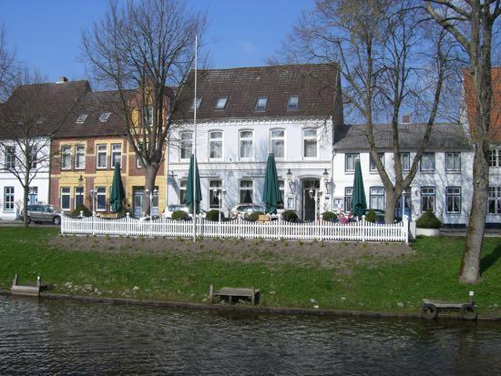 Hotel Aquarium Boddenberg i Friderichstadt