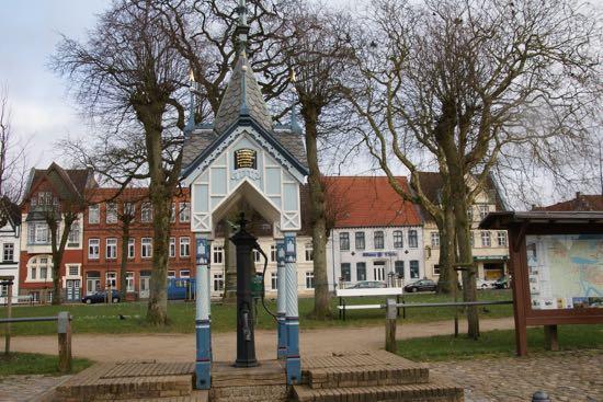 Brøndhuset i Friedrichstadt