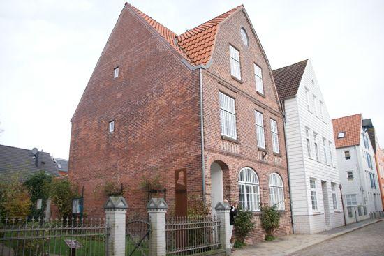 Theodor Storms hus i Husum
