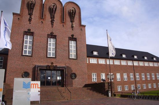 Nordsee Museum i Husum