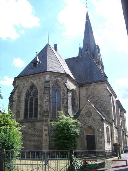 Christuskirche i Detmold