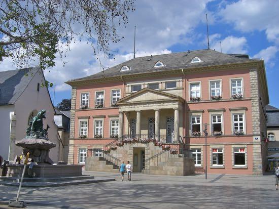 Rådhuset i Detmold
