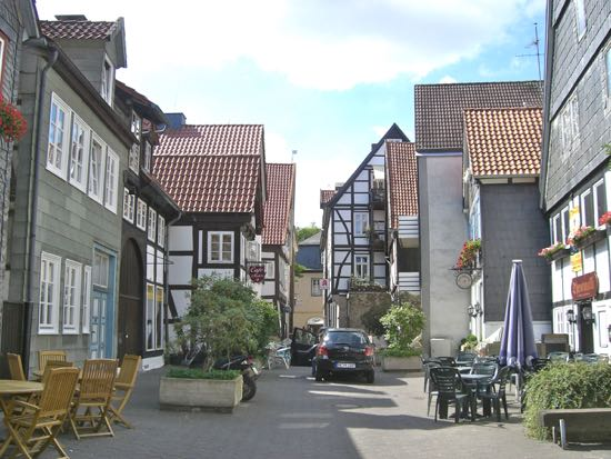 Byen Detmold