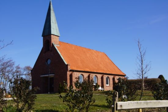 Kirken i St. Peter-Ording