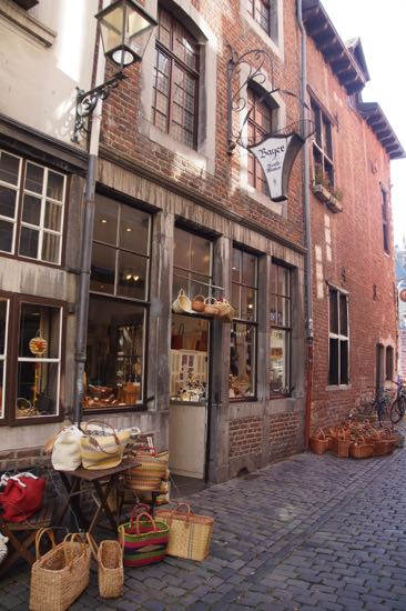 Köbergasse Aachen