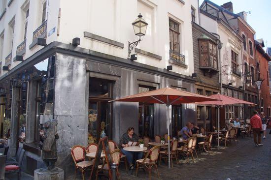 Cafe van den Daele
