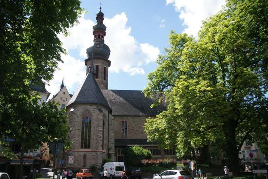 St. Martin kirke i Cochem
