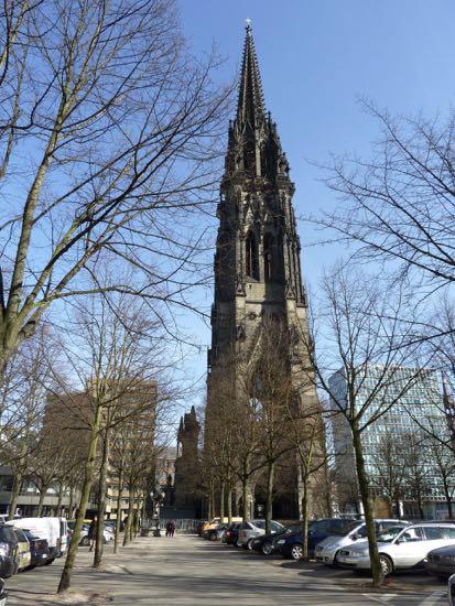 St. Nikolai kirke i Hamborg