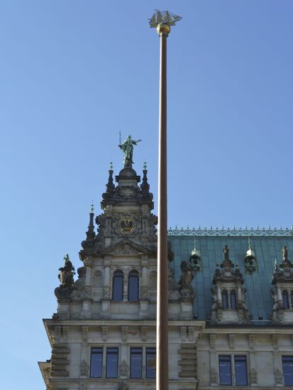 Hamburg rådhus