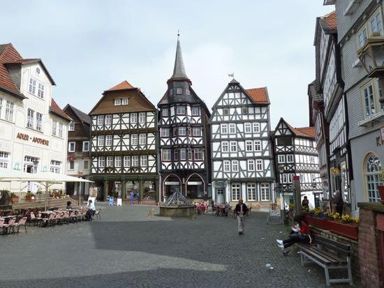 Byen Fritzlar