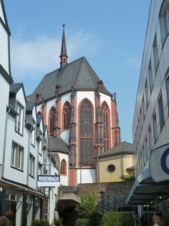 Liebfrauenkirche i Koblenz