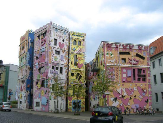 Happy RIZZI House i Braunschweig