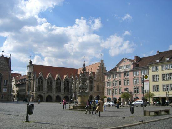 Braunschweig i Tyskland