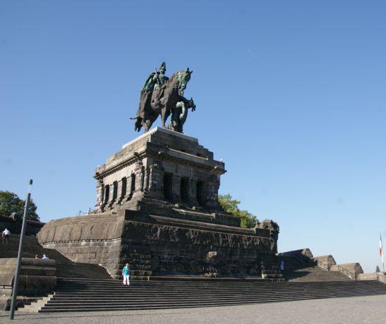 Rytterstatue af Kejser Wilhelm I