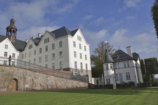 Plön i Slesvig-Holsten