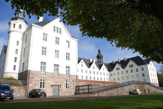 Slottet i Plön