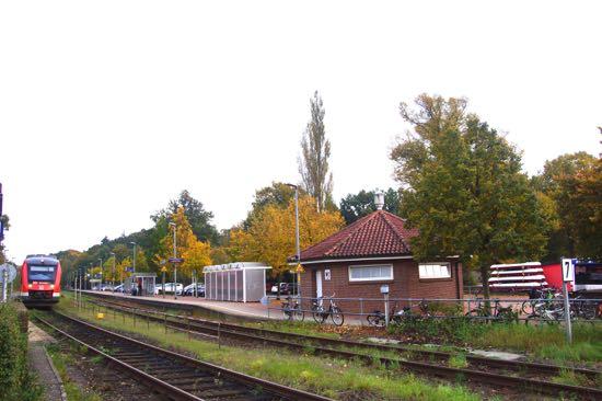 Stationen i Bad Malente