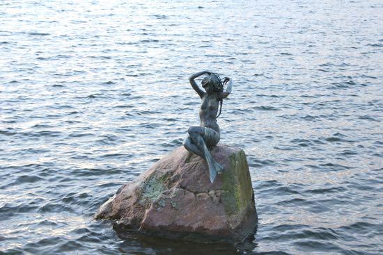 Den lille havfrue i Bad Malente