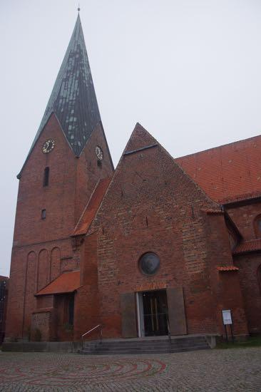 Sankt Michaelis - kirken midt i Eutin
