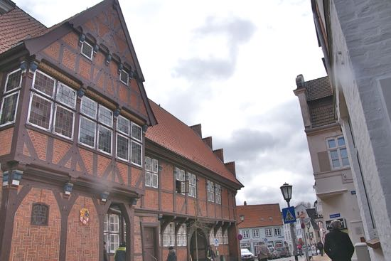 Det gamle rådhus i Rendsborg