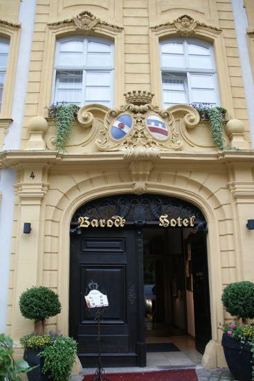 Barock Hotel AM Dom i Bamberg