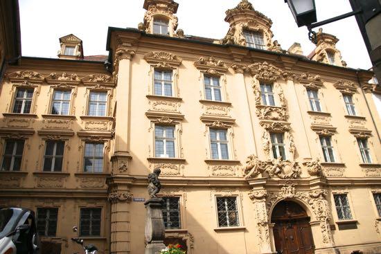 Böttingerhaus i Bamberg